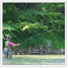 River fly fishing in west virginia for Fly fishing west virginia